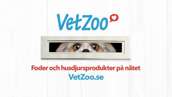 Produkter direkt i brevlådan med VetZoo.