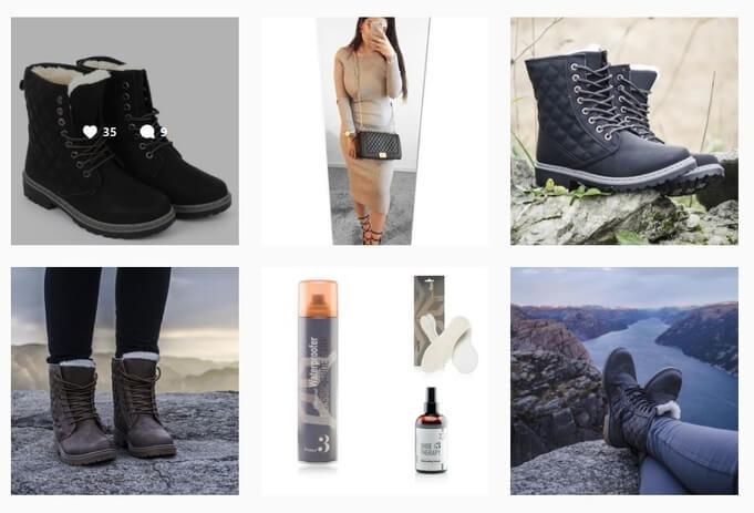 Modehus.nu finns på Instagram och Facebook.