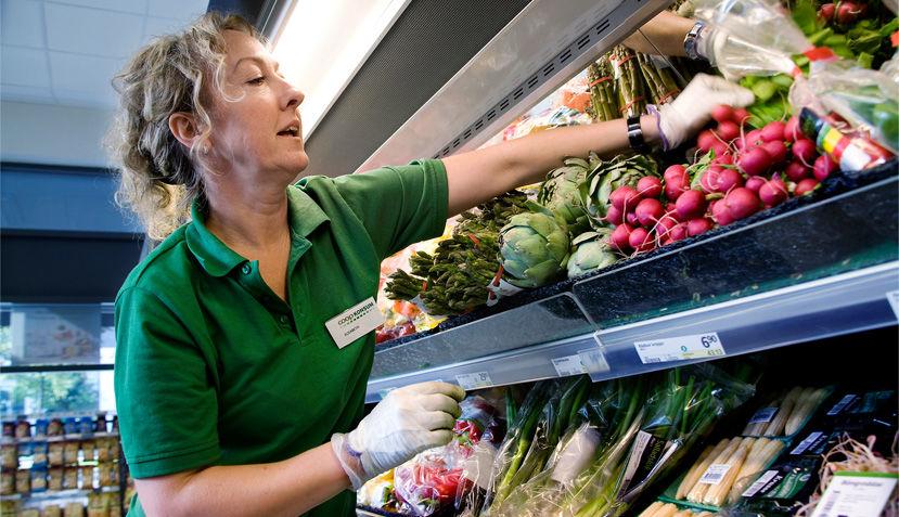 Gastrofy har ett nära samarbete med Coop som står för alla råvaror.