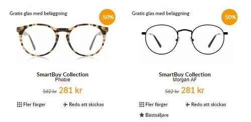 Populära modeller från egenmärket SmartBuy Collection.
